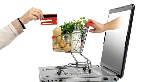 Online Grocery Store Website Development Company Tirunelveli